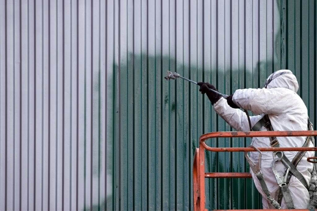 commercial painting contractor Los Angeles