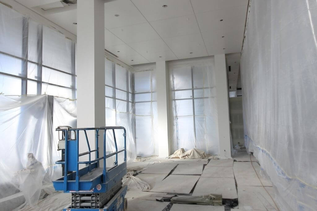 commercial painting company Los Angeles